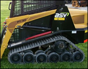 ASV Rubber Tracks | Compact Track Loaders | Tracks and Tires