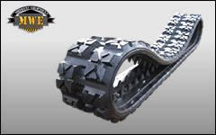 Bobcat PolarTread Rubber Tracks