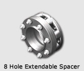 8 Hole Extendable Wheel Spacer