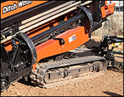 Ditch Witch Rubber Tracks