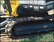 Gehl Rubber Tracks Undercarriage