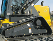 New Holland Rubber Tracks Undercarriage