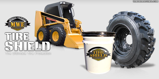 Skid Steer Tire Resealer