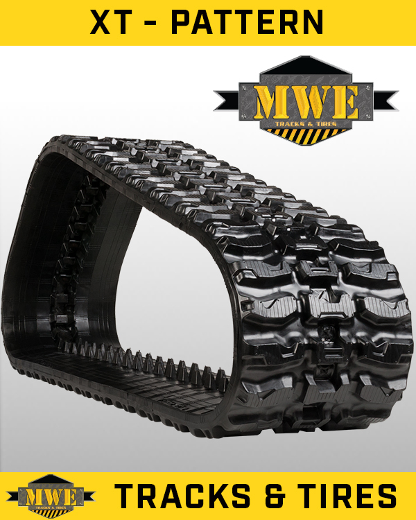 CTL Rubber Tracks | Bridgestone, Camso, MWE | Tracks and Tires