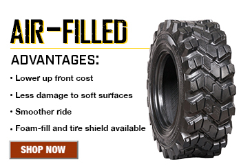 Skid Steer Tires Solideal Titan Goodyear Tracks And Tires