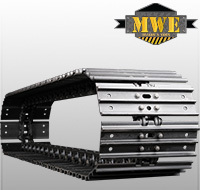 Excavator Steel Track Assembly